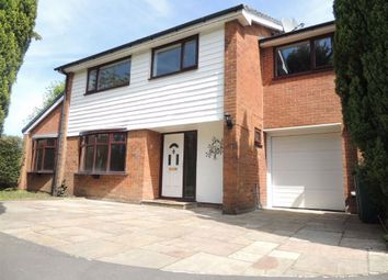 Thumbnail 5 bed detached house for sale in Wentworth Close, Marple, Stockport