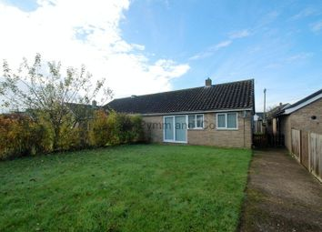 Thumbnail 2 bedroom semi-detached bungalow to rent in Sheffield Road, Wymondham