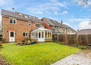 Thumbnail 5 bed detached house for sale in Keats Close, Horsham, West Sussex