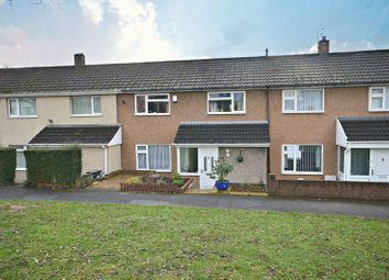 Thumbnail 3 bed terraced house for sale in Whitehouse Road, Croesyceiliog, Cwmbran