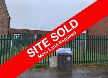 Thumbnail Land for sale in Burnham Street, Fenton, Stoke-On-Trent