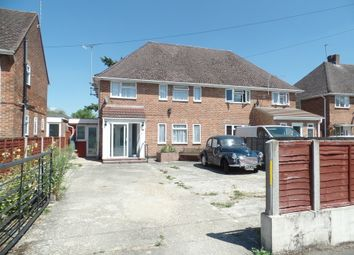 Thumbnail 3 bed semi-detached house for sale in Tedder Way, Totton