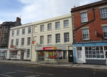 Thumbnail 2 bed flat for sale in Castle Street, Salisbury