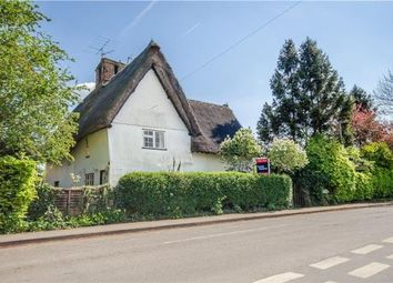 Thumbnail 2 bedroom semi-detached house for sale in Foxton, Cambridge