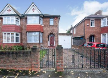 Thumbnail 3 bed semi-detached house for sale in Pennine Drive, Cricklewood