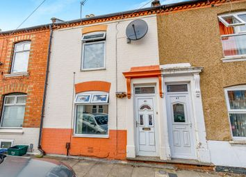 Thumbnail 3 bed terraced house for sale in Dunster Street, The Mounts, Northampton