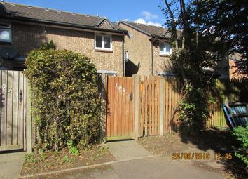 Thumbnail 1 bed terraced house to rent in Laing Close, Hainault