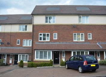 Thumbnail 4 bed town house for sale in Dalmeny Way, Epsom