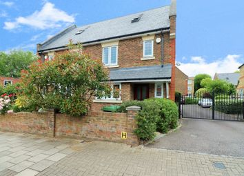 Thumbnail 4 bed semi-detached house for sale in Pembroke Road, Bickley, Bromley