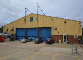 Thumbnail Light industrial to let in Unit 69, Silver Wing Industrial Estate, Imperial Way, Croydon, Surrey
