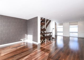 Thumbnail 4 bed terraced house to rent in Brocas Close, Swiss Cottage, London