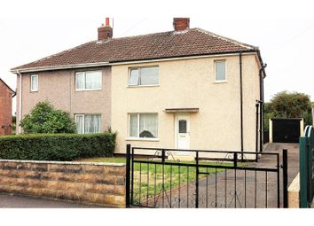 Thumbnail 3 bed semi-detached house for sale in The Rise, Kippax