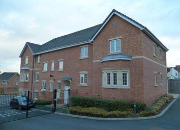 Thumbnail 2 bedroom flat to rent in St Matthews Close, Stockingford, Nuneaton