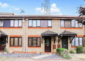 Thumbnail 2 bed terraced house for sale in Pembroke Close, Marston Moretaine, Bedford