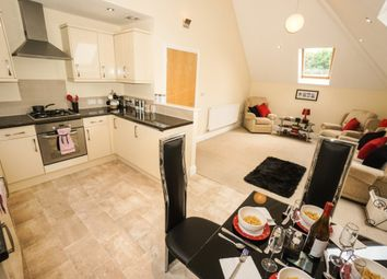 Thumbnail 2 bed flat for sale in Greenview, Ivy Bank Road, Sharples