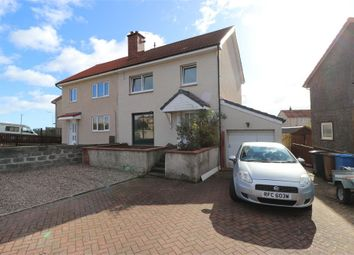 Thumbnail 3 bed semi-detached house for sale in Myreside Avenue, Kennoway, Fife