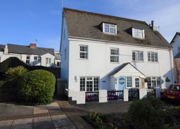 Thumbnail 3 bed semi-detached house for sale in Middle Street, Shaldon, Devon