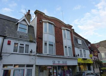 Thumbnail 1 bedroom flat for sale in Westham Road, Weymouth, Dorset