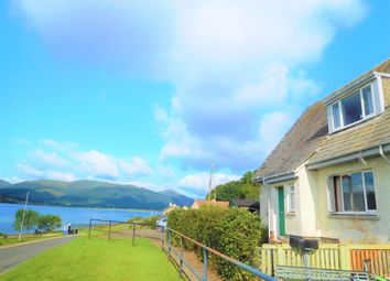 Thumbnail 3 bed end terrace house for sale in 26 Grahams Point, Kilmun, Dunoon