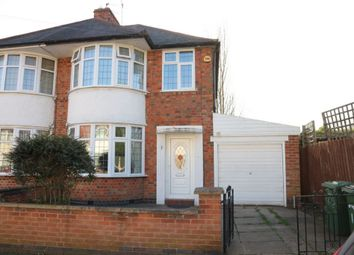 Thumbnail 3 bedroom semi-detached house for sale in Wilnicott Road, Braunstone Town