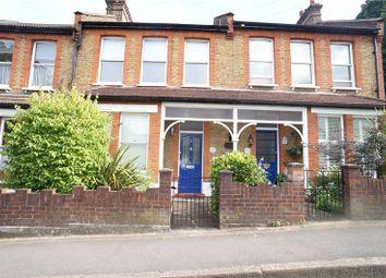 Thumbnail 2 bed terraced house to rent in Melrose Villas, Melrose Villas, Burnhill Road
