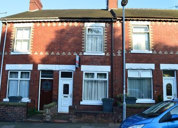 Thumbnail 2 bed terraced house to rent in Daintry Street, Stoke-On-Trent