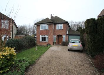 Thumbnail 3 bed detached house for sale in Ely Road, Ipswich
