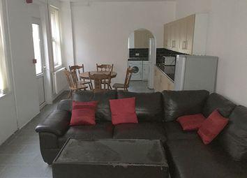 Thumbnail 8 bedroom semi-detached house to rent in Uplands Terrace, Uplands Swansea