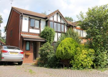Thumbnail 3 bed property to rent in Alexandra Gardens, Knaphill, Woking