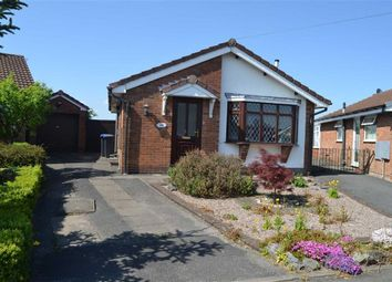 Thumbnail 2 bed detached bungalow to rent in Hillcrest, Leek