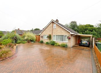 Thumbnail 4 bed detached house for sale in Vimy Drive, Wymondham