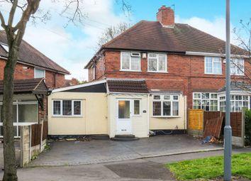 Thumbnail 3 bed semi-detached house for sale in Thornbridge Avenue, Great Barr, Birmingham