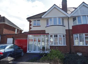 Thumbnail 3 bed semi-detached house to rent in Barnford Crescent, Oldbury, West Midlands
