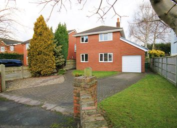 Thumbnail 4 bed detached house for sale in Park Road, Great Sankey, Warrington