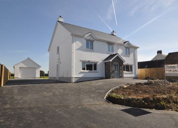 Thumbnail 5 bed detached house for sale in Plot 3 Salem Road, St Clears, Carmarthen