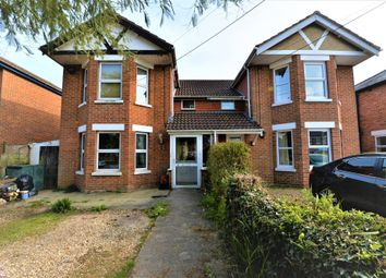Thumbnail 4 bed semi-detached house for sale in Manor Road, New Milton