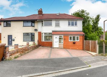 3 bed semi-detached house for sale in The Avenue, Bredbury, Stockport, Cheshire SK6