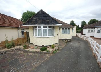 Thumbnail 4 bedroom detached bungalow for sale in Hamlet Close, Collier Row