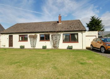 Thumbnail 4 bed detached bungalow for sale in West Hemming Street, Forfar, Angus (Forfarshire)