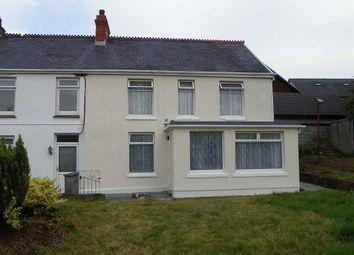 Thumbnail 3 bed semi-detached house for sale in Heol Yr Ysgol, Cefneithin, Llanelli
