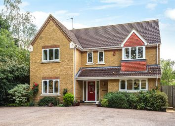 Thumbnail 4 bed detached house for sale in Bedford Road, Turvey, Bedford