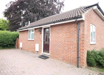 Thumbnail 2 bed detached bungalow for sale in Courthouse Close, Winslow, Buckingham