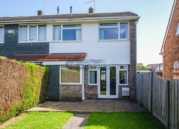 Thumbnail 3 bed semi-detached house to rent in Wharfedale, Thornbury, Bristol