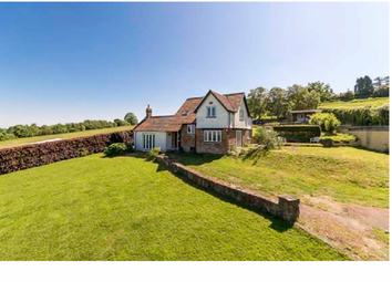 Thumbnail 4 bed farmhouse for sale in Oakridge Lane, Winscombe