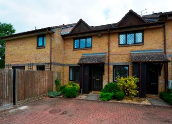 Thumbnail 2 bed terraced house to rent in All Saints Close, Wokingham