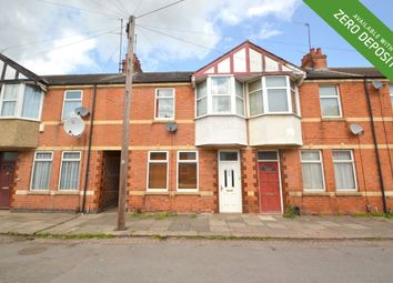 Thumbnail 3 bed terraced house to rent in Monarch Road, Kingsthorpe Hollow, Northampton