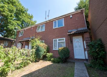 Thumbnail 2 bed end terrace house for sale in The Wells Road, Mapperley, Nottingham