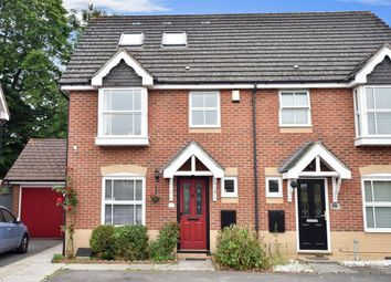 Thumbnail 5 bed semi-detached house for sale in Skylark Court, Southsea, Hampshire