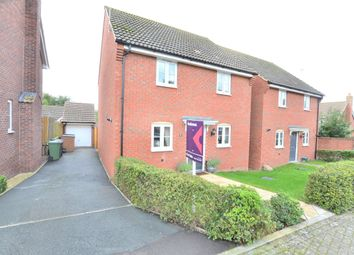 Thumbnail 3 bedroom detached house for sale in Sparrow Hawk Way, Brockworth, Gloucester