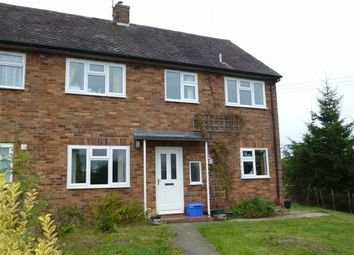 Thumbnail 3 bed semi-detached house for sale in 32, St Michaels Crescent, Welshpool, Welshpool, Powys